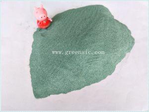 Grünes Silikon-Karbid-Puder F240 verwendet in Polierglas