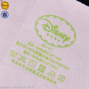 Sinicline는 수영복을%s 레이블을 인쇄하는 로고 디자인 Tansfer를 착색했다
