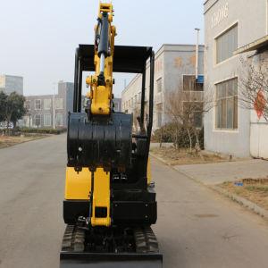 Escavatori degli escavatori Yh16 Cina del trattore a cingoli i mini sono per la vendita