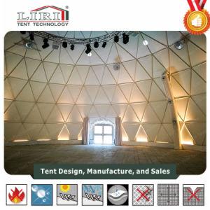 De Tent van Glamping van de luxe voor het Openlucht Leven van de Partij of van het Hotel