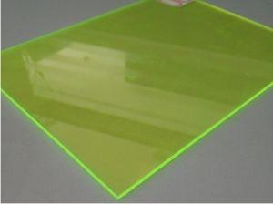 Флуоресцентные цвета акриловых листов Plexiglass