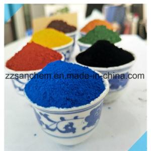 Het pigment kleurt Blauwe, Rode, Gele Zwarte 330 van het Oxyde van het Ijzer met de Prijs van de Fabrikant