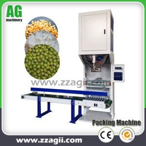 Macchina per l'imballaggio delle merci della pallina di alimentazione dei sacchetti del fertilizzante dell'imballaggio del grano professionale della strumentazione