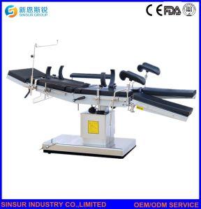 病院の外科装置の電気一般使用の医学のOtの操作テーブル