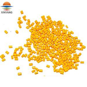 Желтый цвет цвет Masterbatch пигмента