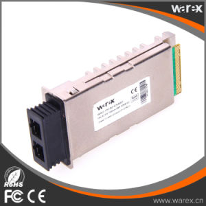 X2-10GB-ER互換性のある10GBASE X2 1550nm 40kmの光ファイバトランシーバ