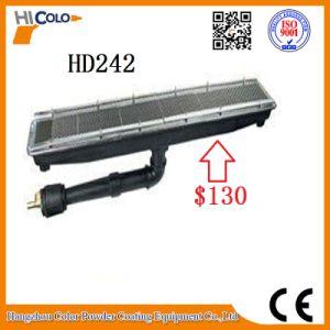 가스 /Diesel 산업 오븐 적외선 가열기 HD242