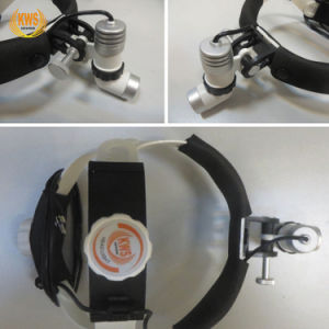 3W AC DCのEnt歯科再充電可能なヘッドランプ