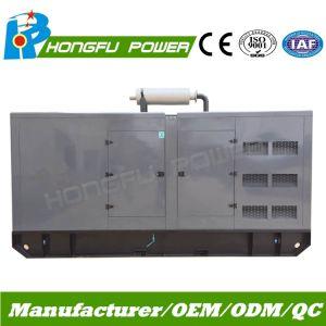 Shangchai Sdec 엔진을%s 가진 비상 전원 132kw/165kVA 최고 침묵하는 디젤 엔진 발전기