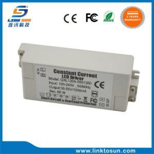 Più nuovo driver costante della corrente 60W 36-55V 1.2A LED con il FCC RoHS del Ce