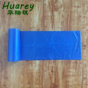 HDPE/LDPE plastic Vuilniszak, Vuilniszakken op Broodje