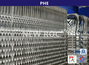 Apv FDA 증명서 ISO9000 증명서 Phe 틈막이를 위한 열교환기 틈막이