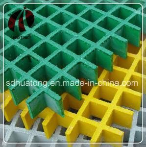 Sobre las ventas, el FRP/GRP/rejilla de fibra de vidrio con alta calidad
