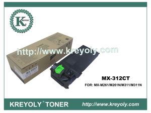 Qualitäts-Kopierer-Toner für scharfes MX-312 CT/FT/T/NT/AT