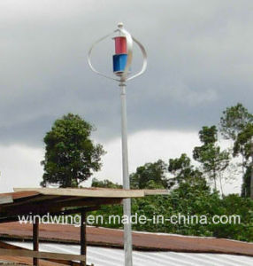 Maglev 300Wホーム使用のための騒音の風力の発電機無し
