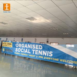 中国の事業広告の印刷できる網の塀の旗