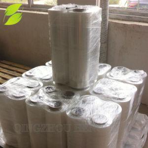 Непосредственно на заводе упаковки пленки ручного натяжения пленки