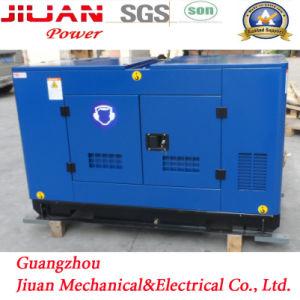 Guangzhou usine pour le prix de vente 7KW de puissance électrique silencieuse 9kVA Groupe électrogène Diesel