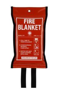 Противопожарное одеяло en1869 / сертификат CE