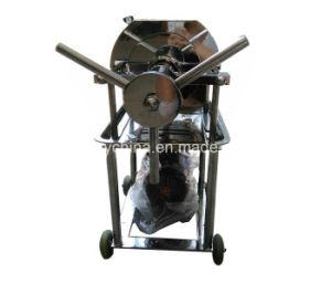 Acier inoxydable industriel automatique Appuyez sur la plaque de filtre à huile comestible et le châssis de la machine de filtre