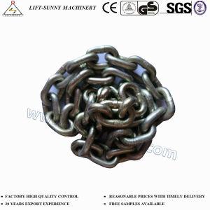 G80 легированная сталь промысел цепь G80 морской цепи