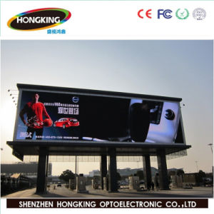 El brillo de la Hight P5/P6/P8/P10 en la pantalla LED de publicidad exterior