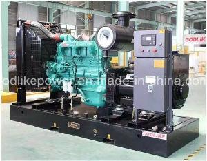 Set des Generator-200kw/250kVA für Verkauf - Cummins angeschalten (NT855-GA) (GDC250)