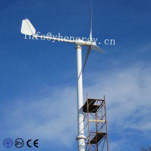 De Generators van Eolic van de Macht van de Turbine van de wind 5kw, de Molens van de Wind van 5000 Watts