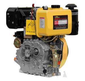 7.7kw de Dieselmotor van de macht voor de Draagbare Dieselmotor van het Gebruik van de Generator 10HP voor de Pomp van het Water (ZH186FE)