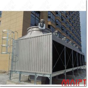저잡음 FRP 교차하는 교류 사각 열려있는 유형 냉각탑