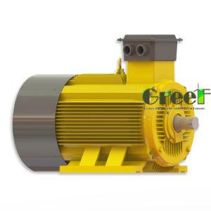 100kw 200rpm gerador de Íman Permanente, hidro-turbina, gerador de Turbinas Eólicas