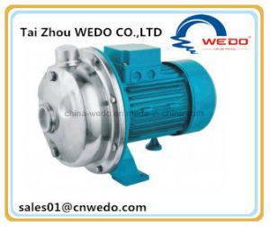 Scm-26st Meilleure qualité en acier inoxydable pompe centrifuge (1 HP) Wedo Hot Sale