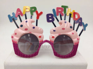 Bachelorette Parties (GGM115)のためのパソコンHappy Birthday Party Sunglasses