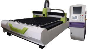 Máquina de corte de metais a Laser de fibra para a folha de aço galvanizado