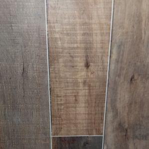 Medio ambiente realista Non-Deformation impermeable duradera madera Piso Laminado junta para decoración de interiores
