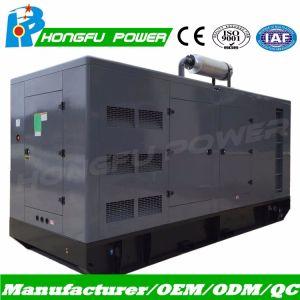 400Ква 440квт электрической мощности дизельного двигателя Cummins Генераторная установка Ntaa855-G7a