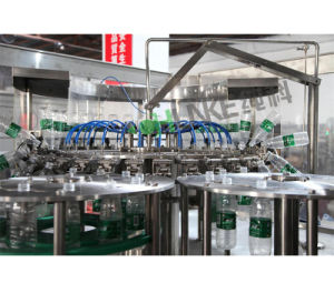 2000bph бутылка воды заполнения строки с водяной системы обратного осмоса