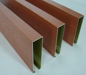 Rouleau de la Chine de gros de matériel de traitement de surface en aluminium recouvert de plafond du déflecteur