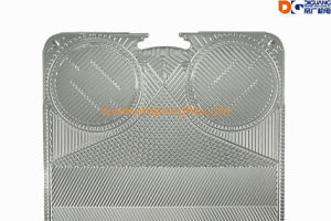 Gasketed 격판덮개 열교환기를 위한 Gea Nt350s 격판덮개