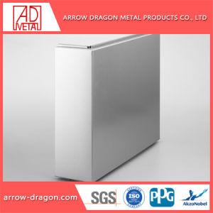 Insonorizados Atérmico alumínio alveolado painéis para Barramento CAN do Motor