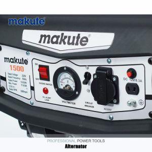 Motore diesel silenzioso dell'alternatore del generatore della benzina di potere di Makute