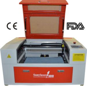 競争価格のボール紙のための小型の二酸化炭素レーザーのカッター