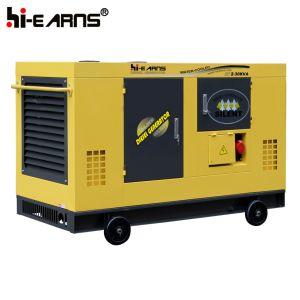 20kw gerador diesel silenciosa com Motor Cummins (GF2-20KW)