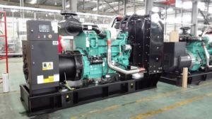 Garantie mondiale Groupe électrogène diesel Cummins moteur