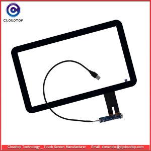 15.6  POS van het 16:9 de Capacitieve Aanraking van de Interface van het Comité USB van het Scherm van de Aanraking