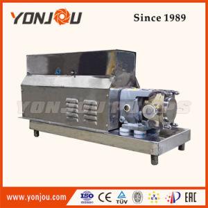Les pompes en acier inoxydable de qualité alimentaire de la pompe de la pompe à lobes rotatifs de chocolat