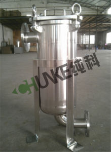 Chunke Stailess стальной корпус фильтра подушек безопасности тележки типа