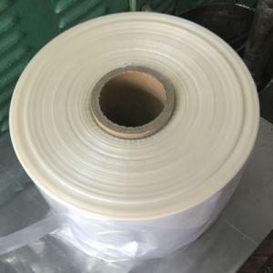 Cristal clair PVC thermorétractable Rouleau de film dans la tubulure