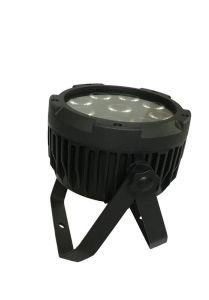 9LEDs*10W 4in1 RGBW/RGBAは電池LEDの同価ライトを防水する