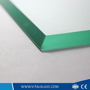 3mm-19mm sur plat/plié/trempé biseauté/Le verre trempé avec 3c/ce/certificat ISO